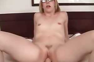latin chick daughter drilled hard