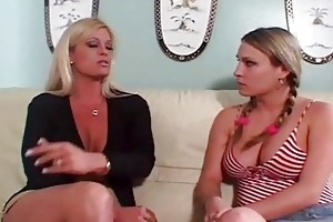 aged honeys and younger chicks vol6 - scene 03