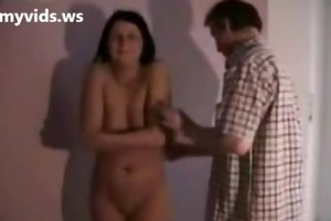 step-daughter modeling for step-dad at myvids.ws