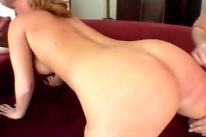 cute redhead takes on cocks