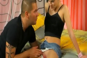 virgin doxy licked& screwed