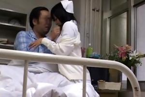 virginal nurse receives fucked by ward patient