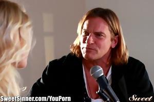 sweetsinner sexy blond bonks mentor