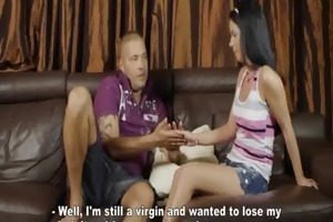 st time sex for a angel