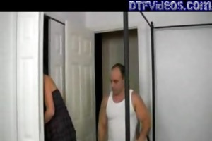 dtfvideos.com daddy & stepdaughter make up in