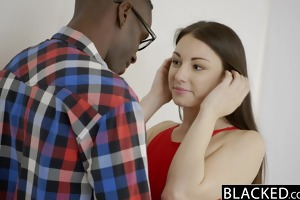 blacked legal age teenager alexis rodriguez with