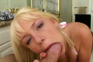 19 y.o. anna, nighbors daughter engulfing my cock.