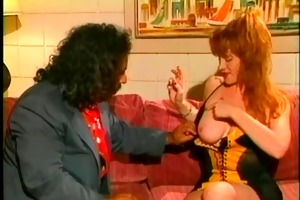 pale redhead rusty getting drilled in younger days