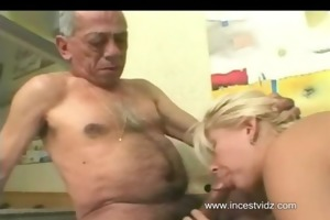 brazilian grand-dad and his ally with bitch