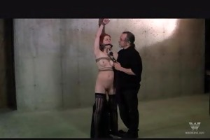 daddy punishes daughters ally