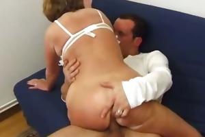 daughter assaulting