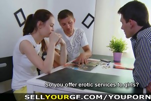 sell your gf - she is craves greater quantity