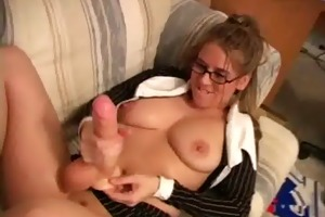 chick fists her girlfriend