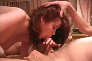 oral pleasure from youthful dilettante whore in