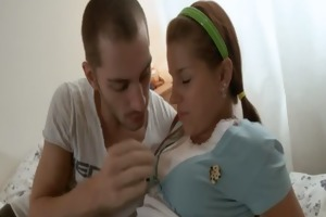 playful charming hawt removes guy&#039 s