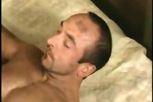 dark lad bonks hawt muscle dad in prison
