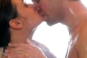 sexually excited twinks doggy style anal