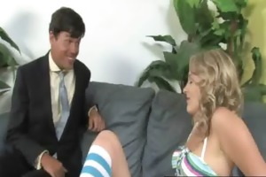 glamorous woman gangbanged by dark jock 17