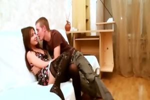 legal age teenager licked and nailed