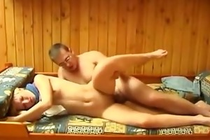 youthful daughter raw fucked in backseat