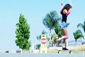 legal age teenager skater whore bonks her aged