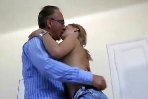 mature guy sexy younger stocking legal age