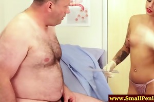 sph treament for bulky lousy guy and his