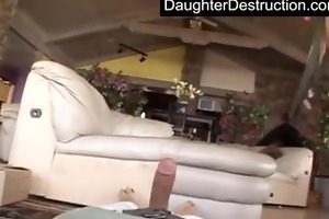 daughter incredibly hatefucked