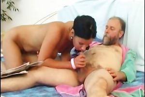 playgirl loves old jism